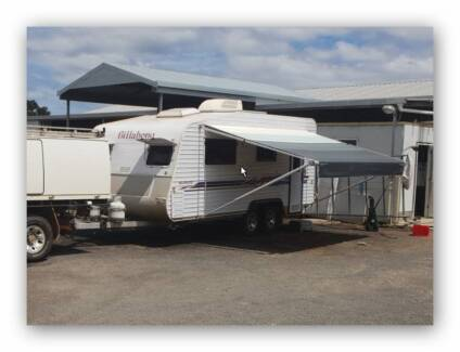 Caravan 18 ft Billabong Bunbury Bunbury Area Preview