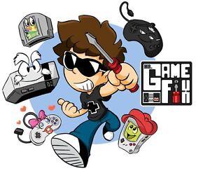 * REPAIRS * for Nintendo Games NES SNES N64 Gameboy GENESIS GBA