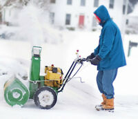Snow Removal  and Roof Shoveling - 506 897-4848 - Fredericton