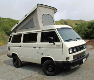 WANTED: VW westfalia/bus