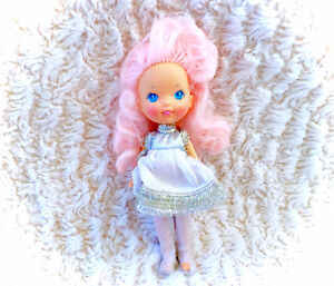 Vintage Complete Moondreamers Crystal Starr Star Architect Doll