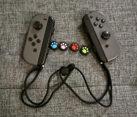 Nintendo switch Pair of joycons (Grey)