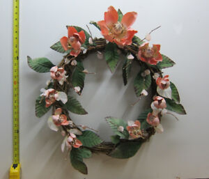 Natural Grapevine or Twig Wreaths