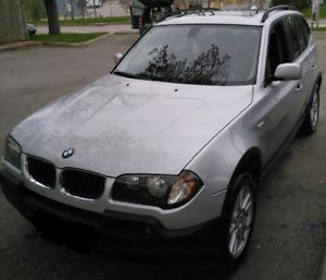 2006 BMW X3. 2.5l Ready To Go