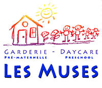 $9/day Garderie et Prematernelle les Muses Daycare & Preschool