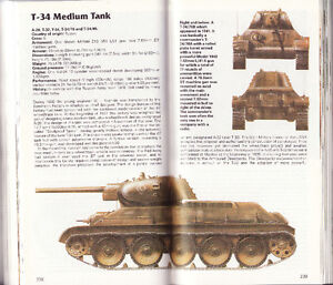 The Illustrated Directory of TANKS OF THE WORLD Cambridge Kitchener Area image 2