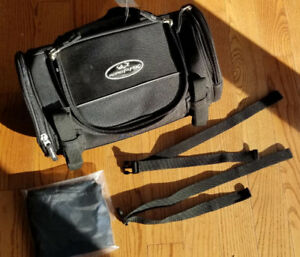 NEW RoadPAK Motorcycle DELUX ROLL BAG