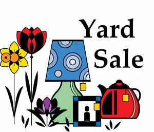 Multi Family Yard Sale Saturday 9am-1pm: 648 Dalhousie Dr