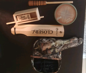 Hunting accessories.