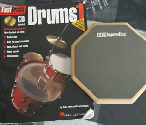 HQ APPRENTICE PAD & DRUMS 1 FAST TRACK INSTRUCTION
