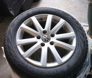 VW Jetta Snow Tires