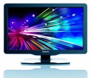 Philips 19 inch led flat panel tv with universal remote control
