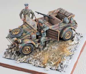 Hand Built Military Tank and Amoured Vehicle Models London Ontario image 7