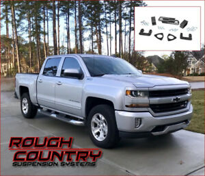 Rough Country - Susp 2.5'' lift kit Chev - GMC 1500 07-18 (1310)
