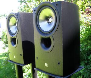 KEF iQ1 speakers (2 pairs)