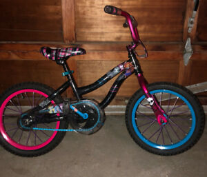 82b77c827ca 16 Inch Bike With Training Wheels | Kijiji in Ontario. - Buy, Sell ...