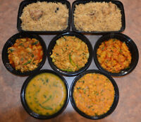 Homemade Halal Pakistani Food Tiffin Service in Brampton
