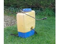 Knapsack sprayer 20litre