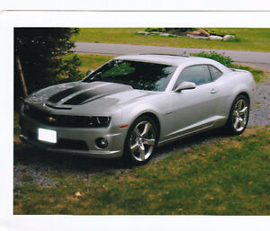 Low low LOW mileage on a 2010 Camaro