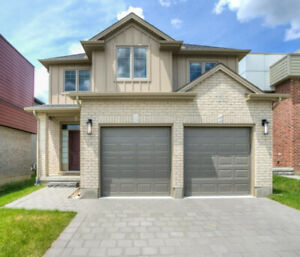 4BED Detached Home - For 1yr LEASE