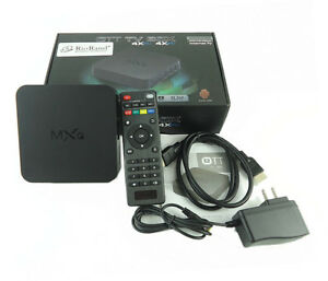 Android TV Box -- Get access to  free movies and TV Shows