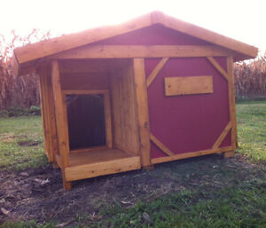 Lg - ALL Weather Dog House! Warranty Included! London Ontario image 1
