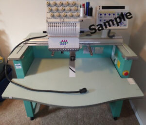 Embroidery Business for Sale