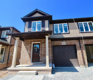 Brand new 3 bdrm townhome for rent - Niagara Falls