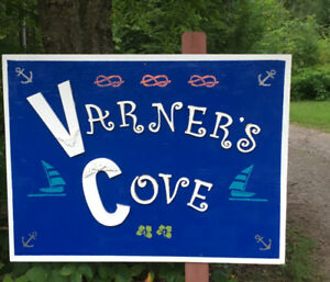 Varners Cove Spring Special $135/NIGHT