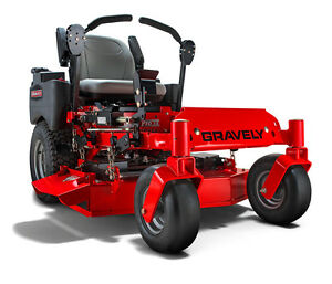 Gravely Compact-Pro 34 Ride On Lawnmower
