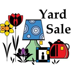Yard Sale - Everything Must Go!!