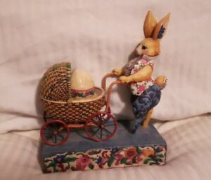 "Jim Shore, ""You`re A Good Egg"" ,Heartwood Creek Collectible"