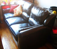 Sofa Inclinable 3 places Elran (3 places reclinable Sofa)