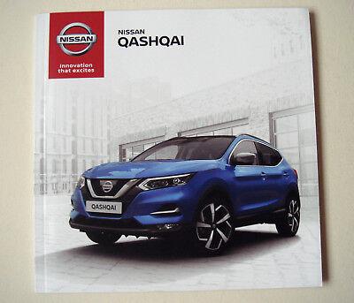 Nissan . Qashqai . Nissan Qashqai . May 2017 . Sales Brochure