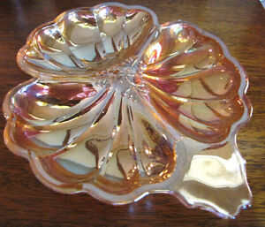 Many beautiful vintage dishes in mint condition