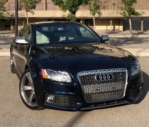 2010 Audi S5 4.2 QUATTRO PRESTIGE – 85 KM – NO ACCIDENT