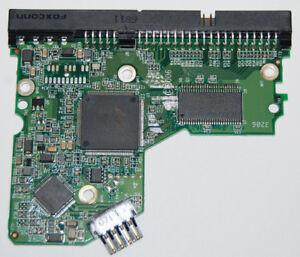 Western Digital WD800JB-00JJC0 IDE Hard Drive Circuit Board PCB