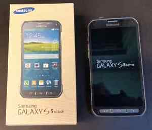 **Brand New** Samsung Galaxy S5 Active - Quantities Available