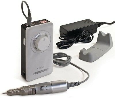 New Foredom Portable Micromotor Kit Convenient Dental Lab Or Dentist Tool