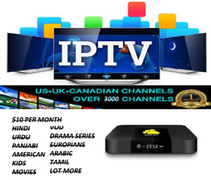 iptv dreamlink with one year subscription