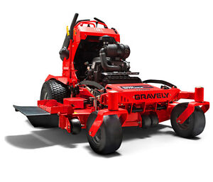 Gravely Pro-Stance 52 Ride On Lawnmower