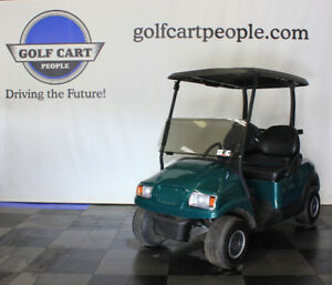 2017 Club Car Phantom EFI Golf Cart