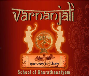 Bharathanatyam Lessons in Scarborough and Pickering!