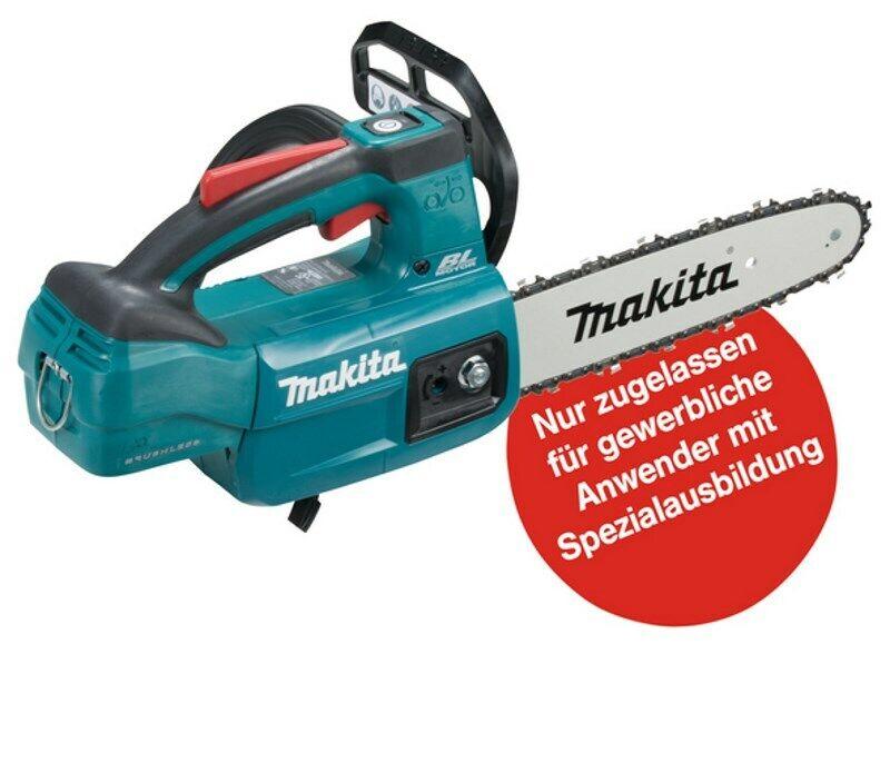 Makita Akku-Kettensäge - DUC 254Z - 18V - 25cm - im Karton