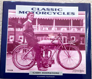 Great Book on Classic Motorcycle Colour Pictures of the Classics