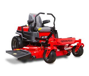 Gravely ZT XL-42 Ride On Lawnmower