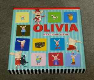 Olivia ( Brand New Activity Sets / toys )