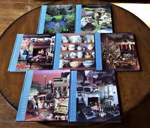 Time Life Books Vintage - Country Living - Complete Series (19)