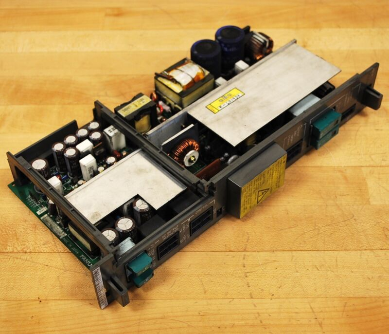 Fanuc A16B-1212-0531/06B Robotics PLC Power Supply Board - USED
