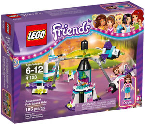 LEGO FRIENDS: Amusement Park Space Ride #41128